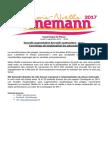 Communiqué Lienemann 2017 sur les nouvelles hausses des tarifs autoroutiers