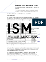 GCSE Music for 2016 - An Introduction