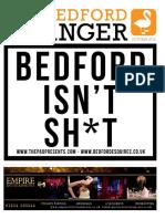 The Bedford Clanger October 2016