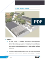 Case Study Education Project in Haiti