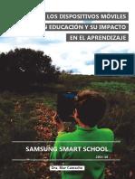 Los dispositivos móviles en educación y su impacto en el aprendizaje. Samsung
