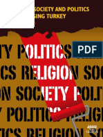 Religion, society and politics in a changing Turkey- Ali Charkoglu