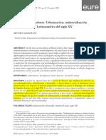 Despegues sin madurez. Urbanización, industrialización y desarrollo en la Latinoamérica del siglo XX - Arturo Almandoz