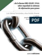 Guía de Aplicación de La Norma UNE-IsOIEC 27001 Sobre Segurida