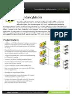 RedundancyMaster_datasheet