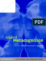 Applied metacognition.pdf