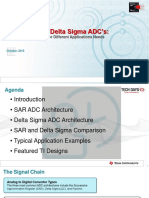 SAR ADCs vs. Delta-Sigma ADCs- Different Architectures for Different Application Needs