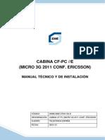 20895.066E.DT001 Ed-D (Manual Técnico Armario Micro 3G 2011 Conf ERICSSON).pdf