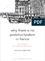 (1) Johannes Angermuller-Why There Is No Poststructuralism in France.pdf