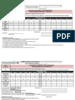 Formatos de Bitacoras de Control de Mtto Para Las Csh-2014