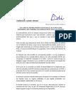 Nombramiento de Mariscal de Gante 2016.09.15