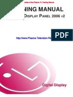 Sample Preview Plasma Tv Repair Training Manual