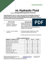 Ambiant Hydraulic Fluids