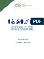 Apostila Módulo III - Curso Acessibilidade