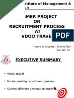 vdoo Internship Final Ppt