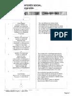 Calificacion de Interes Tugurios y z Marginales