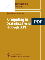 Statistic APL
