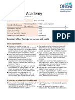 Ofsted Report June 2014