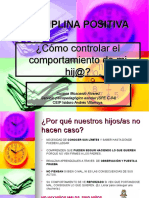 disciplinapositivacharlapadres-110524035559-phpapp01