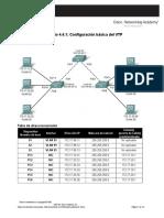 4.4.1 Configuración Basica de Vtp