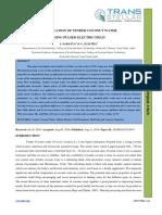 33. IJASR - Preservation of Tender Coconut Water Using Pulsed Electric