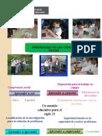 Enfoque Indagacion Cientifica Rutas Aprendizaje