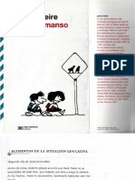 Freire El Grito Manso
