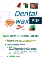 Dental Waxfinal
