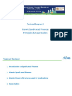 2a Islamic Syndicated Finance Workshop