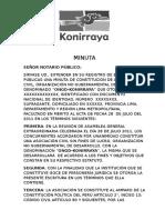 Acta Ong Konirraya(1)