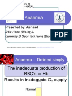 Anaemia Presentation 2