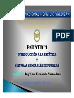 Clase Estática 2016 - 2 PDF