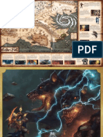 Gods of the Fall - Poster Maps