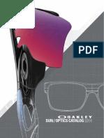 2014 Oakley EW and RX Catalog