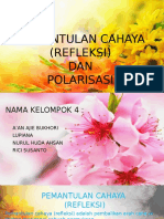 PEMANTULAN CAHAYA (REFLEKSI).pptx