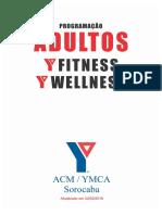 ACM Centro Adultos Fitness