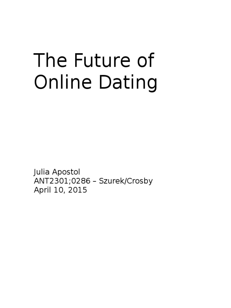 dispositional factors predicting use of online dating sites and behaviors related to online dating