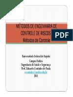 2 MEC - Métodos de Controle I