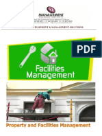 Property and Facilities Management