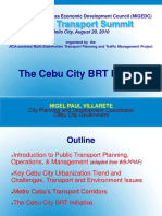 Cebu City BRT Project_NPVillarete
