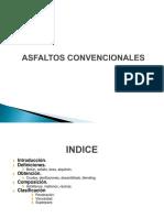 Asfaltos Convencionales (1)