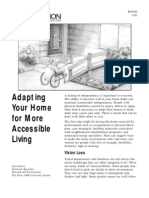 adapting your home