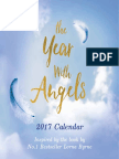 The Year With Angels 2017 Calendar