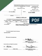 OGBORN Federal Complaint