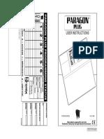 Paragon Plus User Instructions