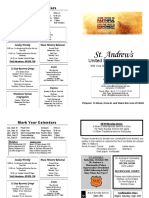 St Andrews Bulletin 918
