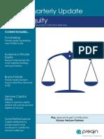 Preqin Quarterly Private Equity Update Q2 2016 SL