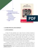 Bibliotecas Novohispanas (fragmentos)