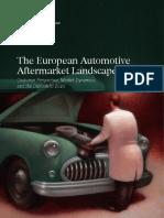 European Automotive After Market Landscape