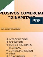 6.-Primera Exposicion de Dinamita